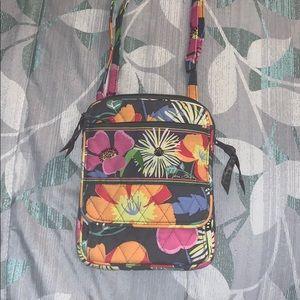 Vera Bradley jazzy blooms purse